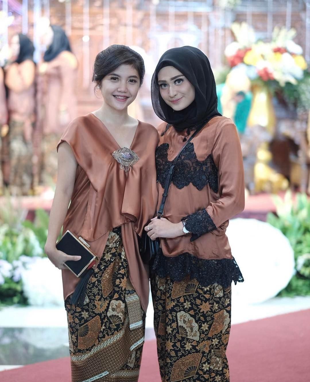 Model kebaya terbaru แฟชนมสลม pinterest kebaya models and