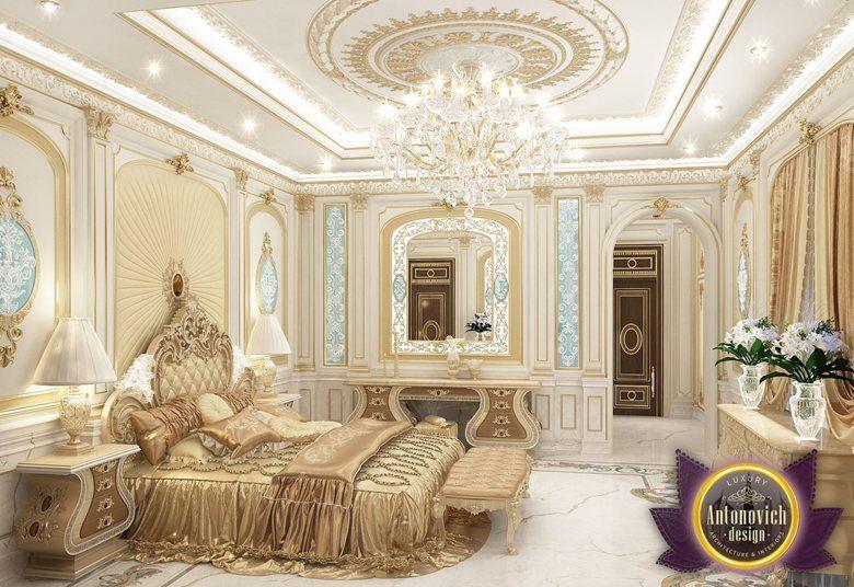 Best Cozy Bedroom Interior Design Of Luxury Antonovich Design 400 x 300