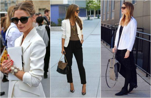 blazer bianco - Cerca con Google