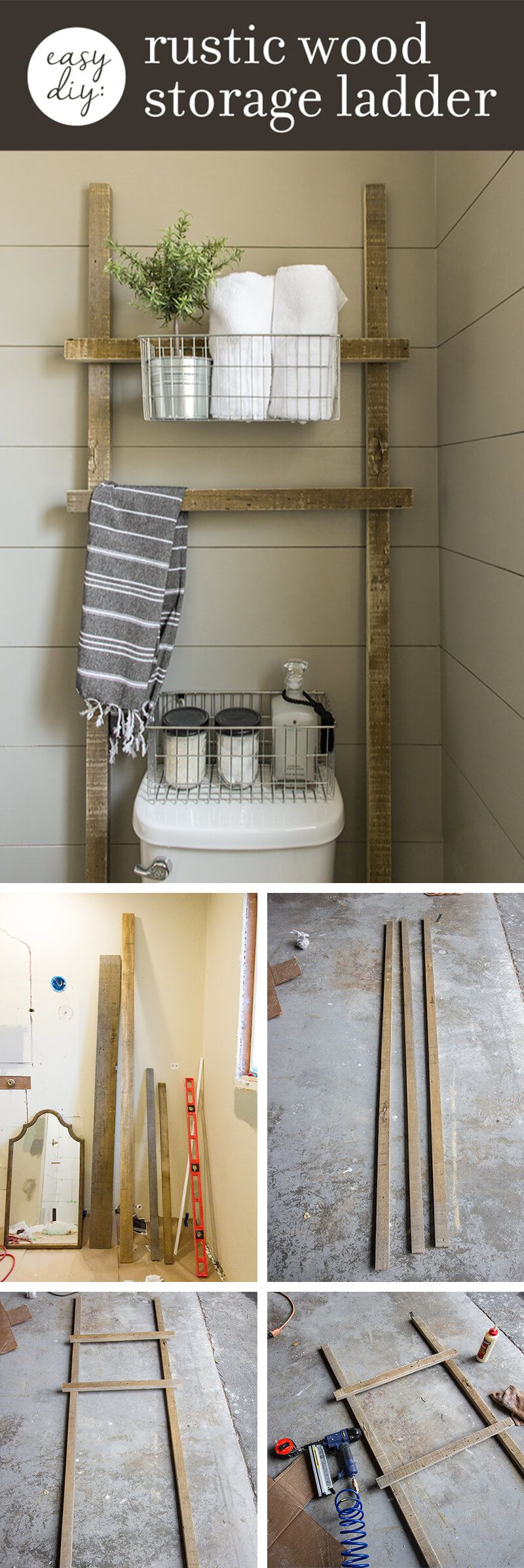 26 Cheap And Easy DIY Bathroom Ideas Anyone Can Do
