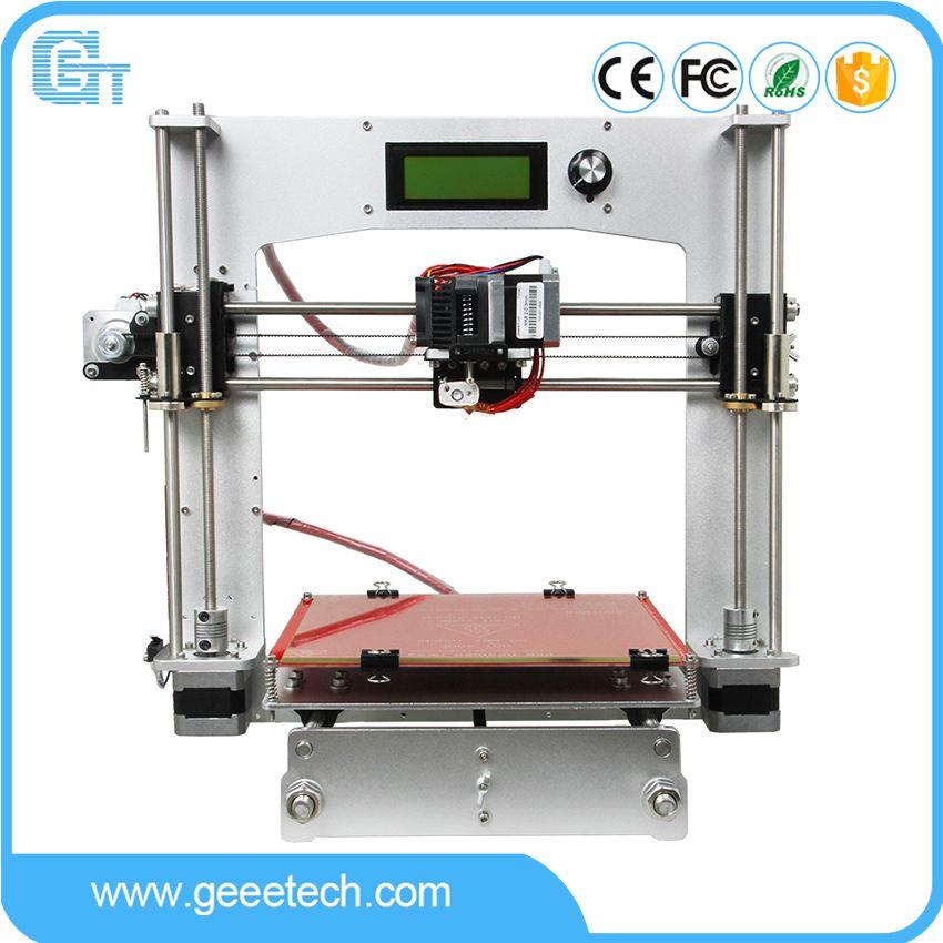 Geeetech Reprap Prusa I3 3D Printer Full Aluminum Frame High ...