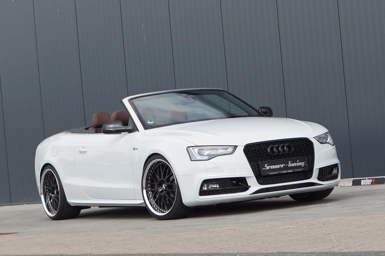 Audi S5 Convertible 3.0 TFSI by Senner Tuning