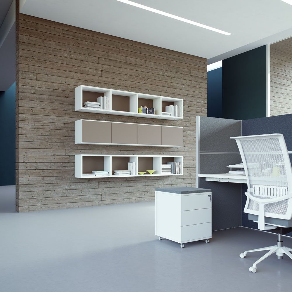 PROFCASE office bookcase by Prof Office | Arredamento ...
