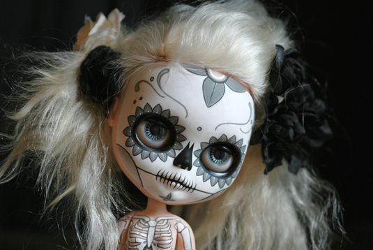 sugarskull blythe - Google Search
