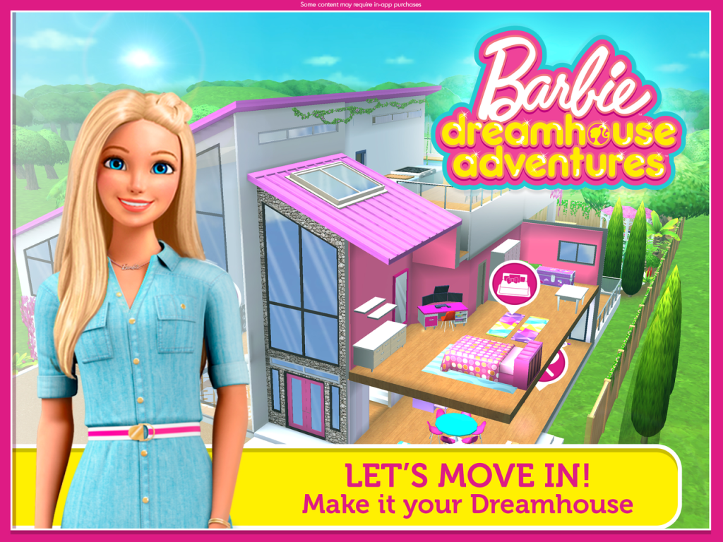 Best Barbie Dreamhouse Barbie Adventures App Tech Stuff Barbie Dream House Barbie Cartoon Play 400 x 300