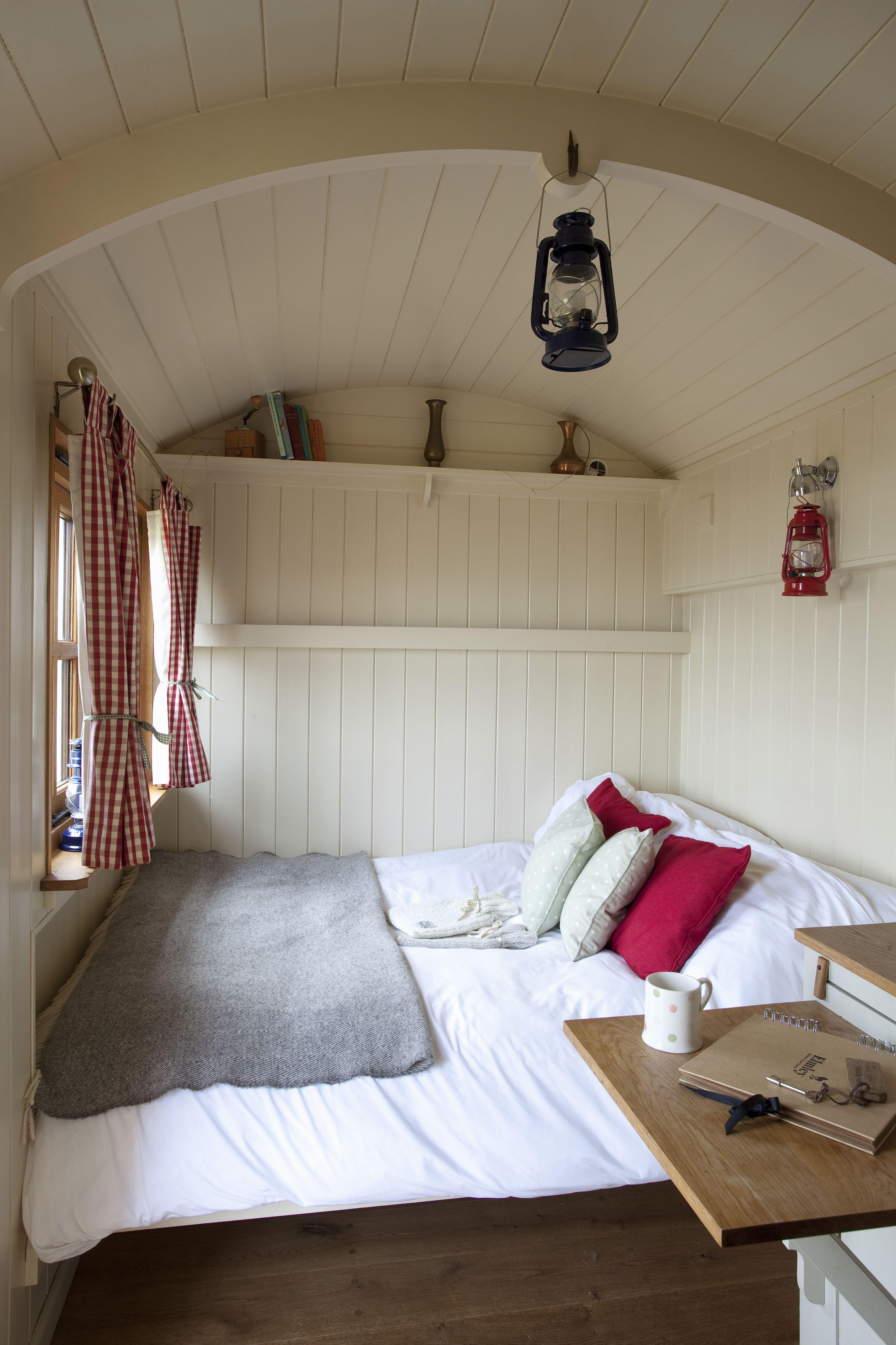 Tiny House – ein Bauwagen als Minihaus #strandhuis