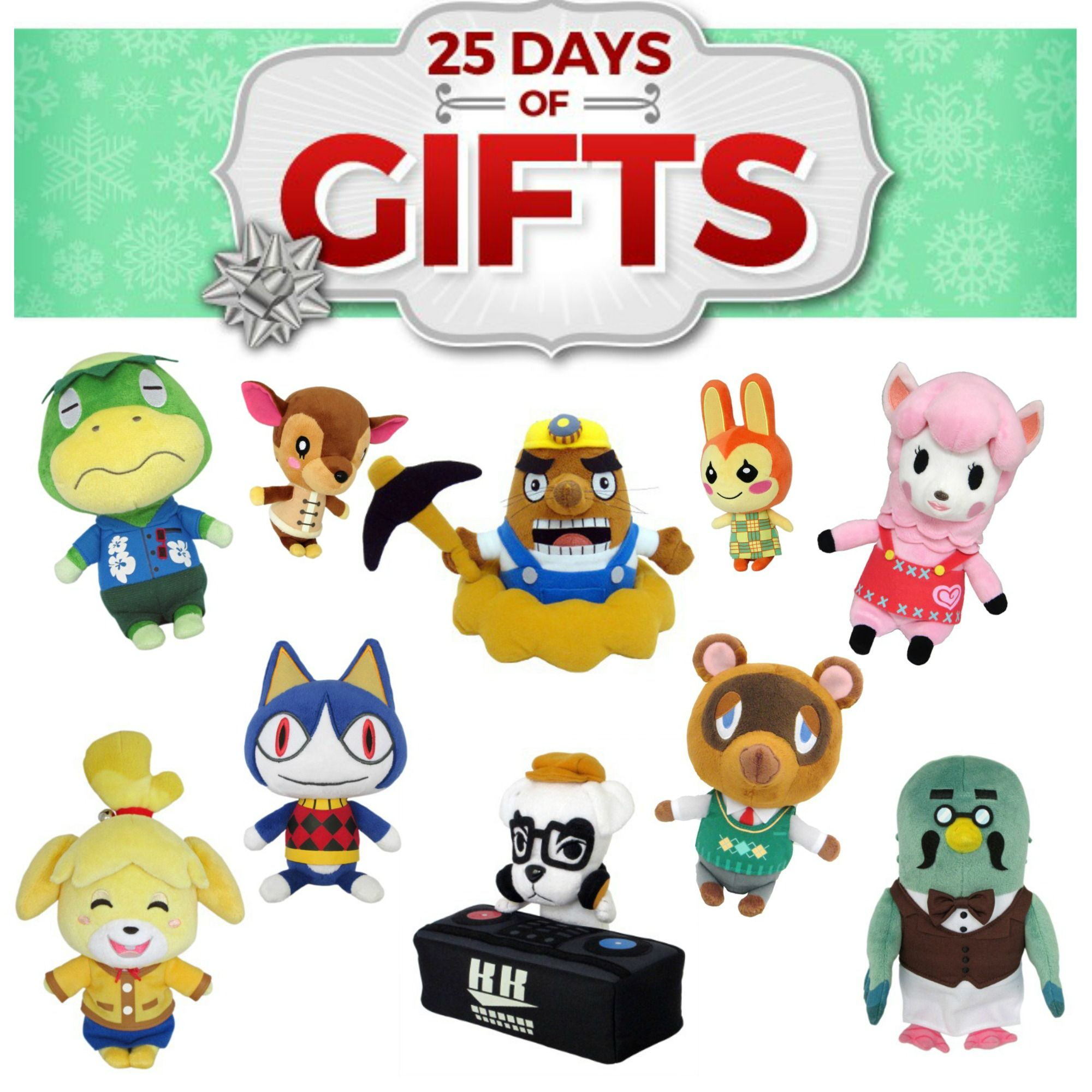 Animal Crossing Plush Toys What Could Be Cuter Nothing Seriously
