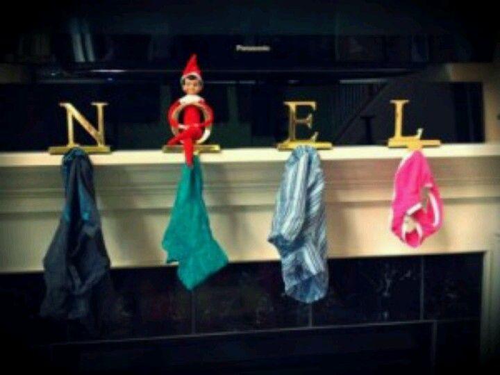 Elf on the shelf, funny