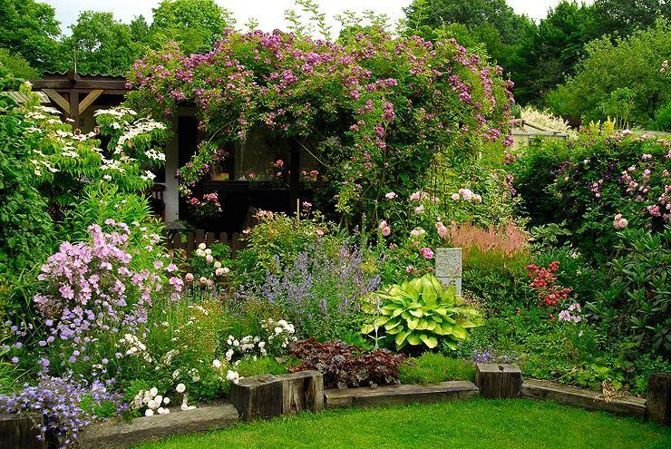 17 Gartenfotos Mein Schoner Garten In 2020 Gartengestaltung Garten Zen Garten