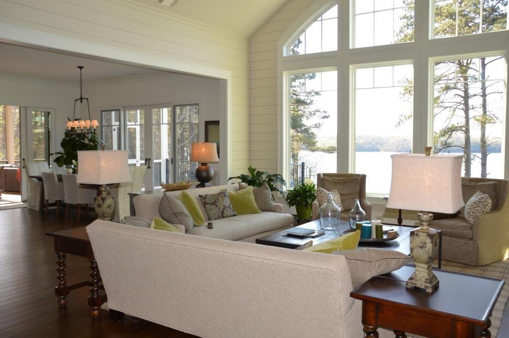 Lake Lanier Home: Stage 3 | Laura Ramsey Furniture U0026 Interiors.  #lauraramseyinteriors #