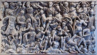 Imperial Roman Army Wikipedia The Free Encyclopedia 4th Fashion Revival Roman Empire Roman Sculpture Ancient Rome