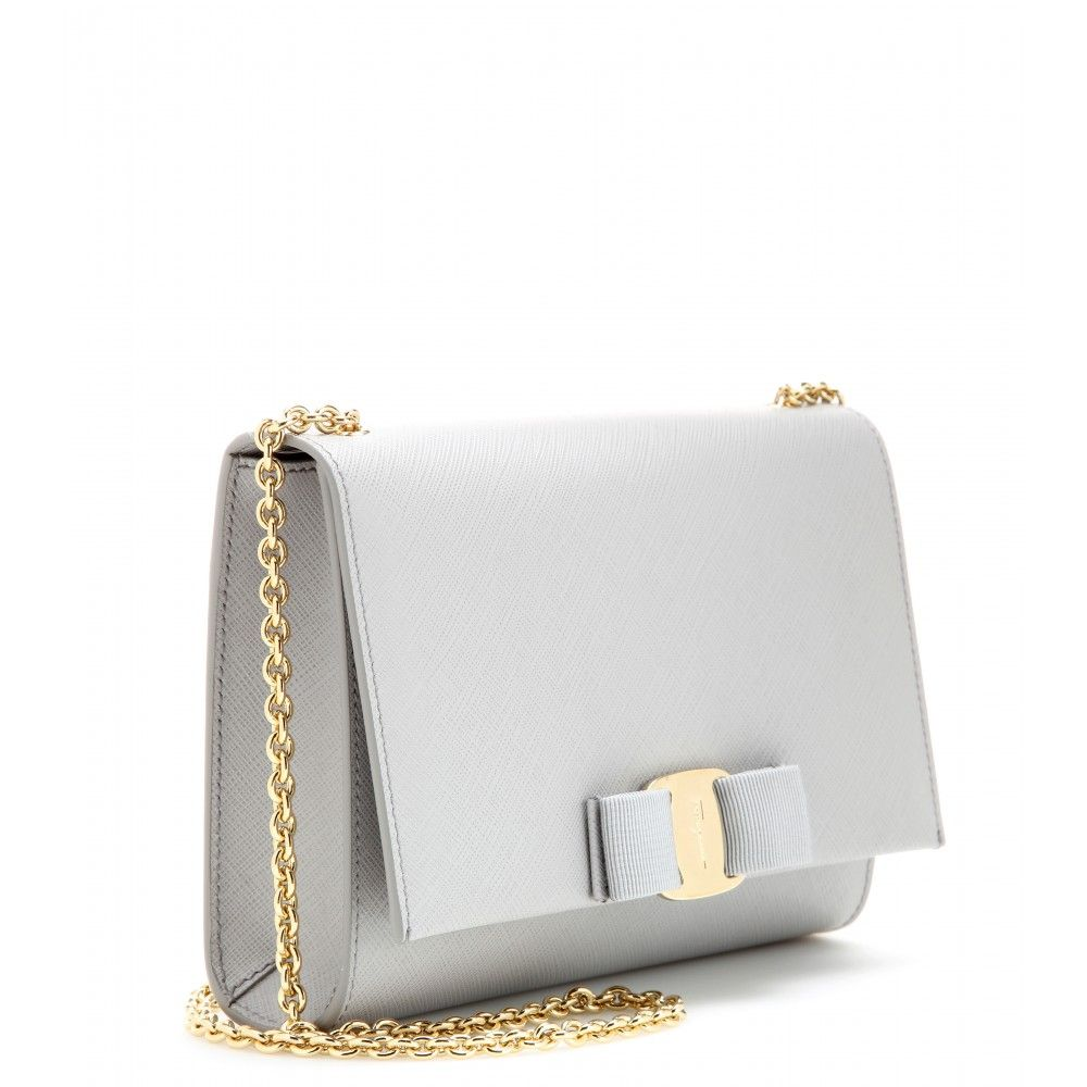 mytheresa.com - Borsa a tracolla Ginny Small in pelle - Borse a tracolla - Borse - Luxury Fashion for Women / Designer clothing, shoes, bags