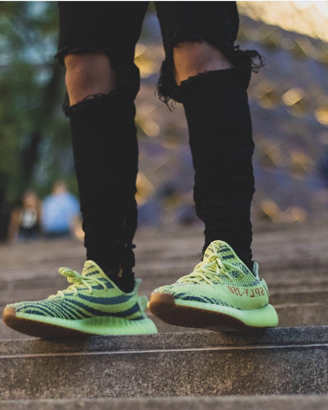 Yeezy Frozen yellow | Yeezy shoes