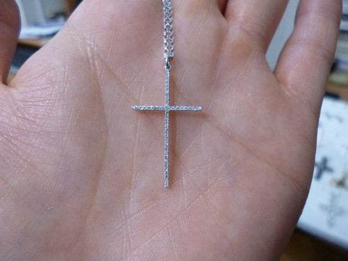 3.7 Grams Made in Italy Super Shiny Sterling Silver 16 inch Chain Necklace