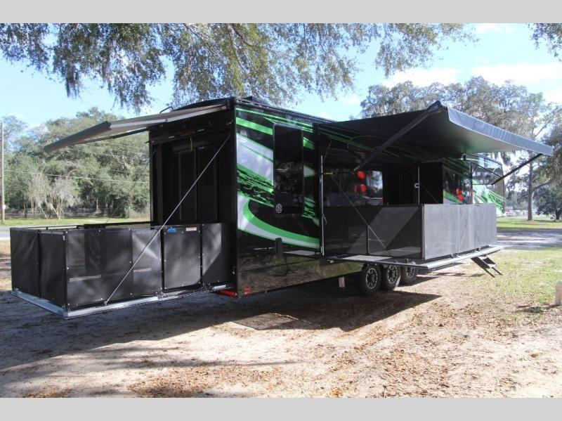 New 2019 Forest River Rv Xlr Thunderbolt 422amp Toy Hauler Fifth