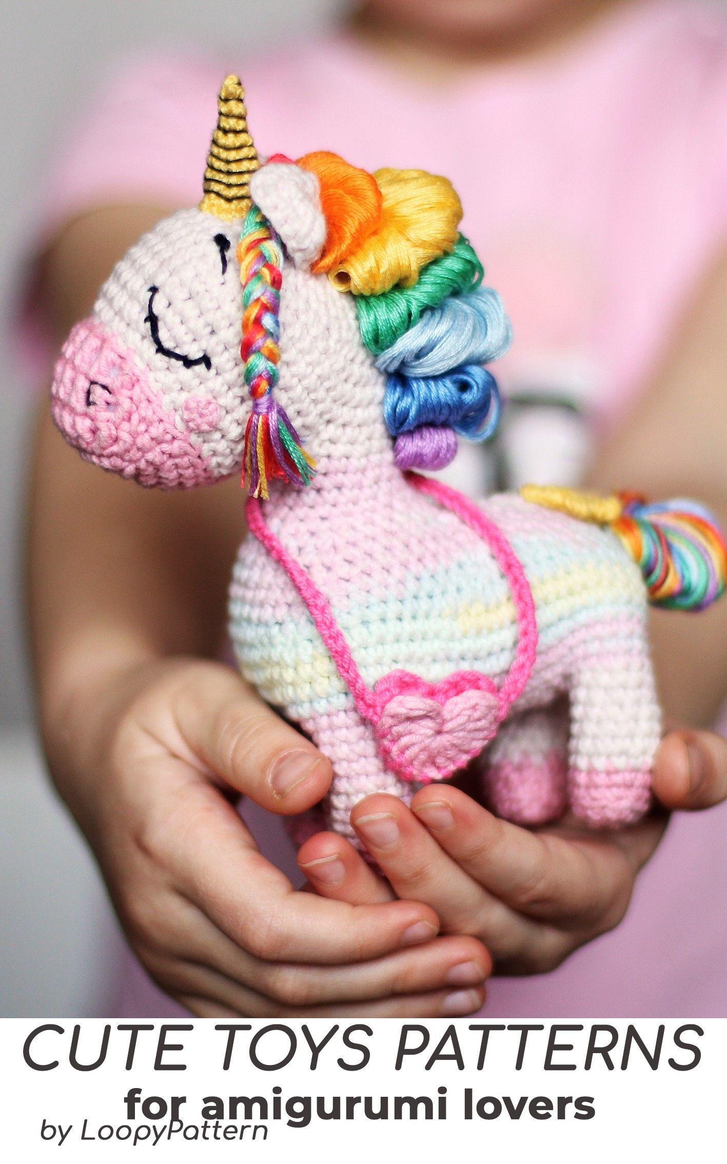 Unicorn Crochet Pattern Ideas You'll Love | The WHOot | 2268x1417