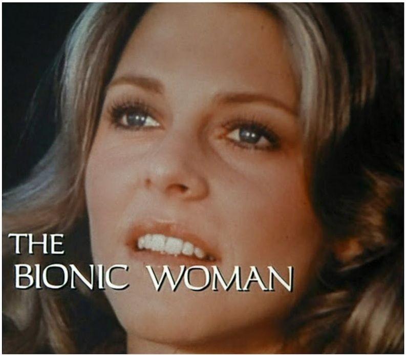La Mujer Bionica  1976 - 1978