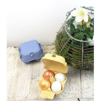 bunte Eierschachteln für Minimuffins oder Gugls