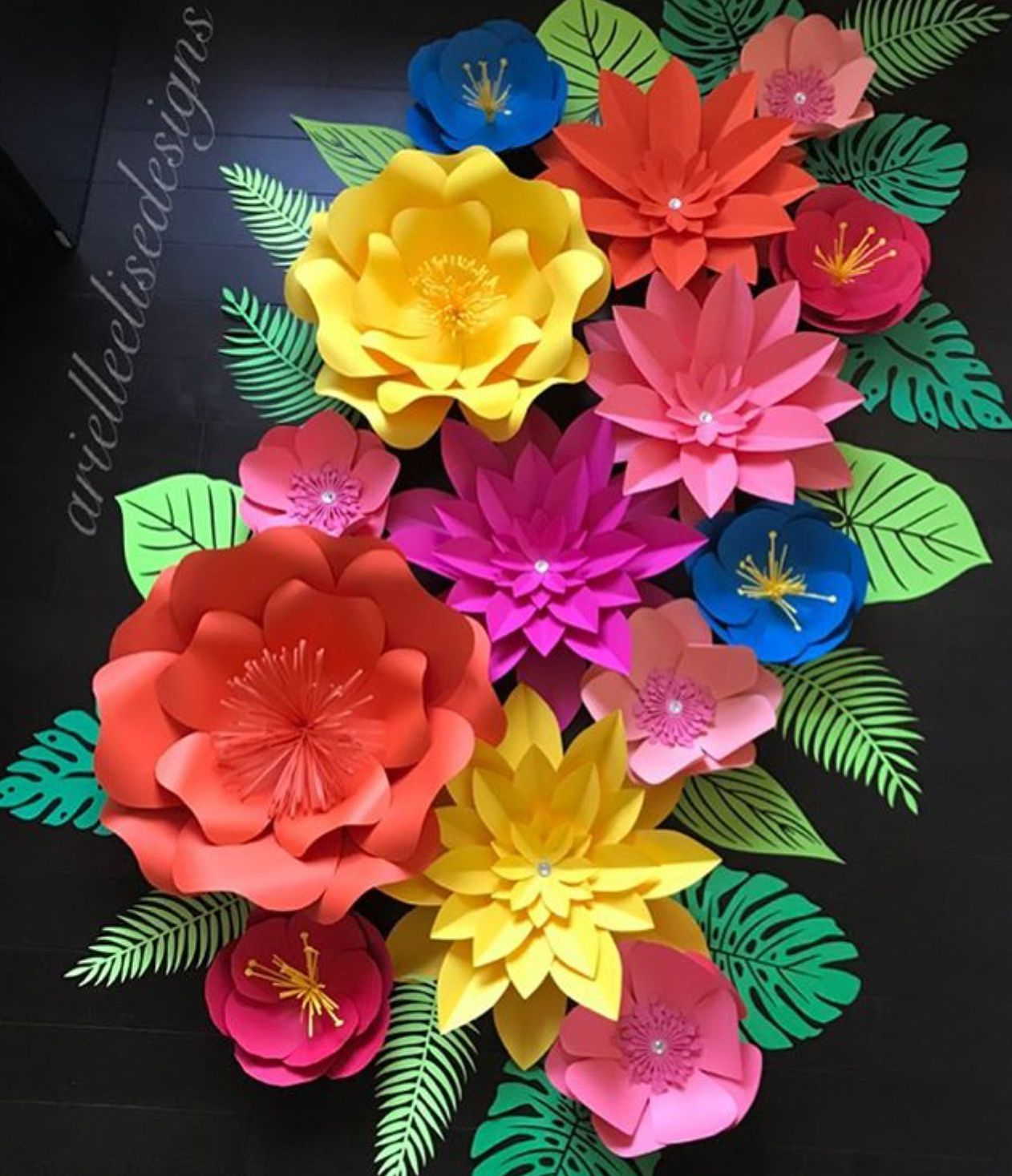 Pin by Kaz Ripper on Handmade Paper Flowers  Pinterest  Handmade