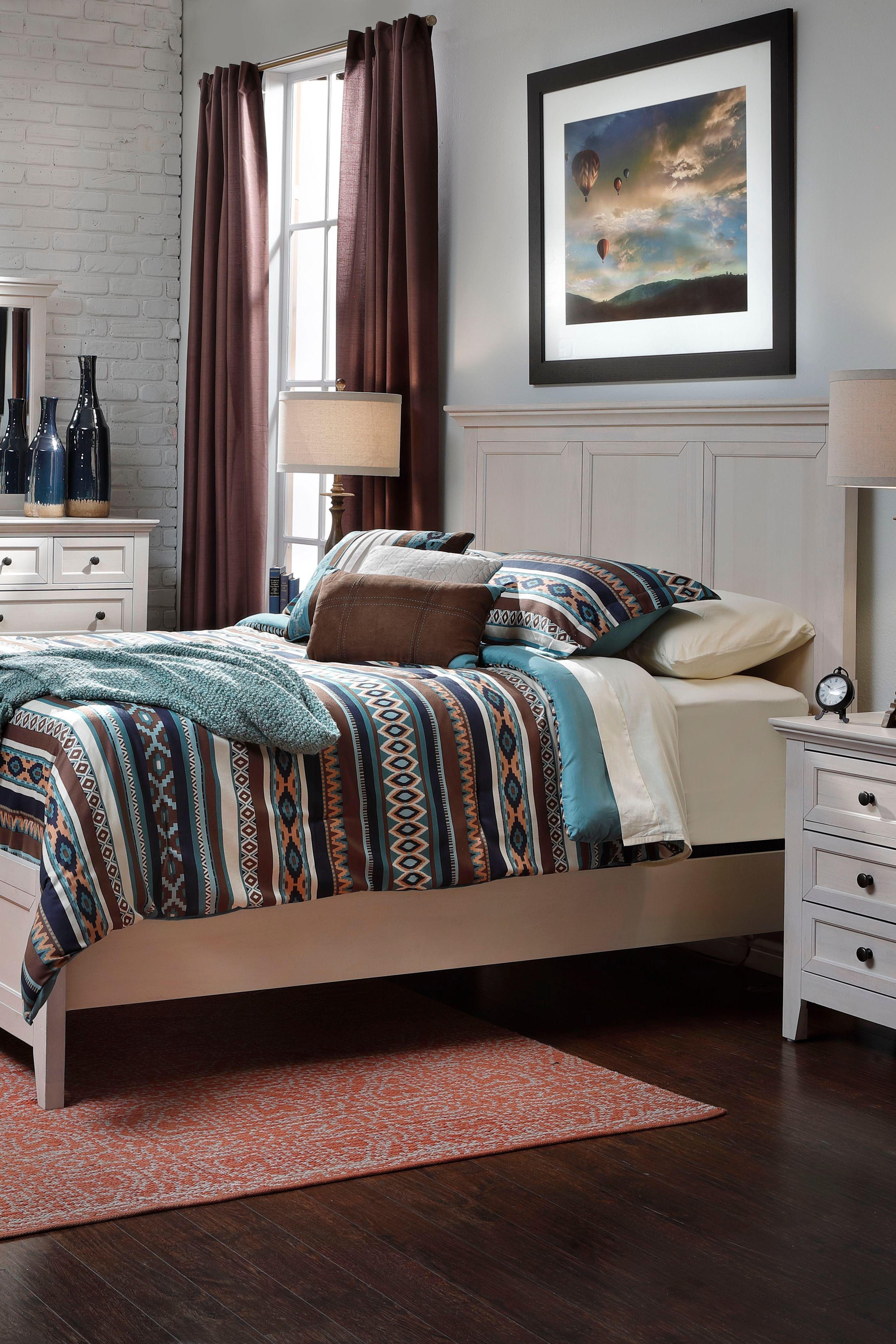Bonn Panel Bed Panel bed, Furniture, Bed