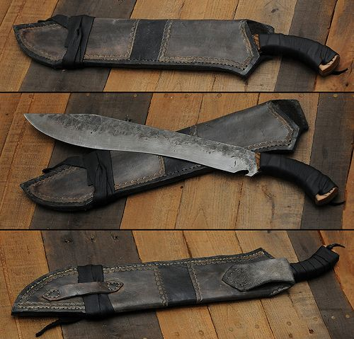 Lawnmower Blade Forged Knife Forged Knife Blade Custom Knives