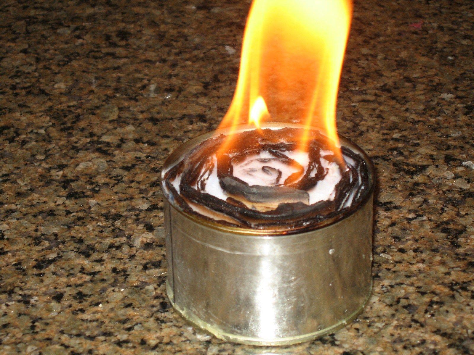 Cocinar Sin Gas Ni Luz Cómo Hacer Estufa De Emergencia Mamá Y Maestra Cómo Hacer Lámparas Caseras Luces De Emergencia