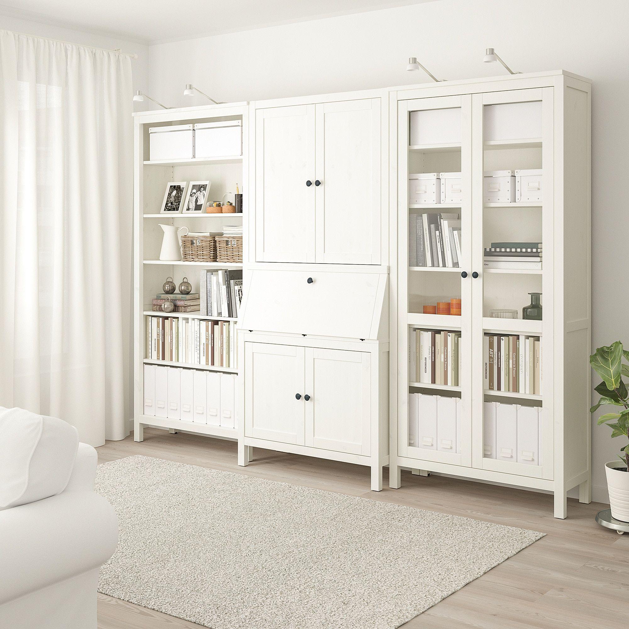 Hemnes Sekretär Mit Aufsatz Und Regal Weiß Las Glas Ikea Österreich Regal Weiss Bücherregale Bauen Hemnes Bücherregal