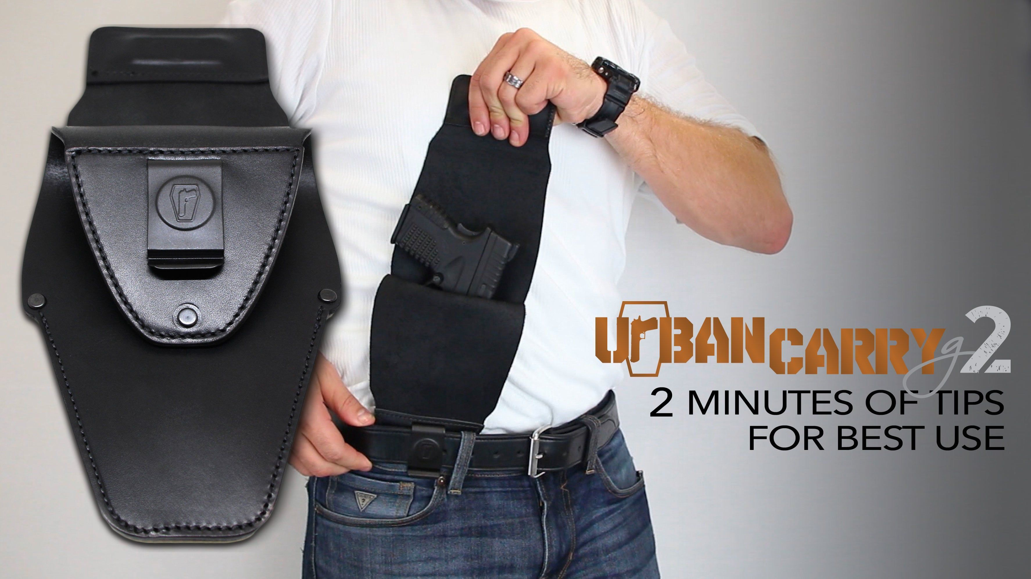 Urban Carry Holster | Gun holsters | Pinterest | Urban Carry ...