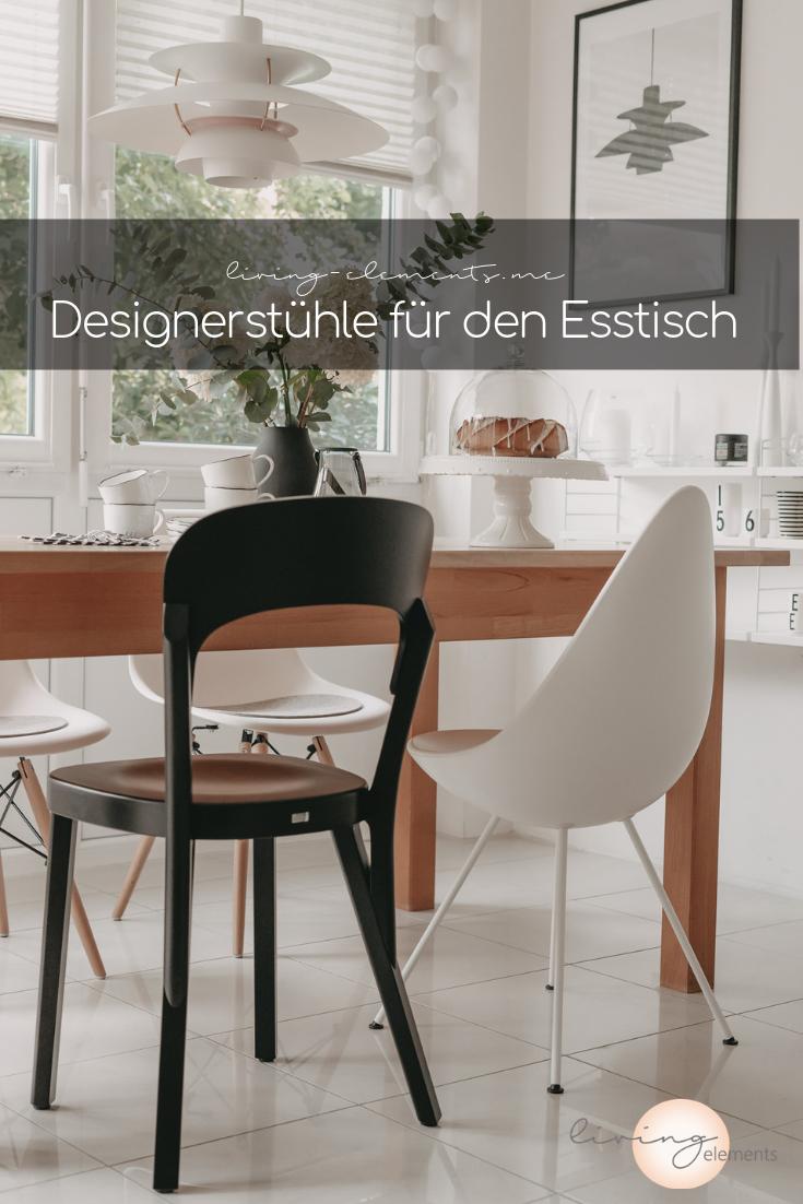 Unser Neuer Thonet Stuhl 107 Ein Designklassiker Fur Den Esstisch Bugholzstuhle Thonet Stuhle Esszimmerstuhl