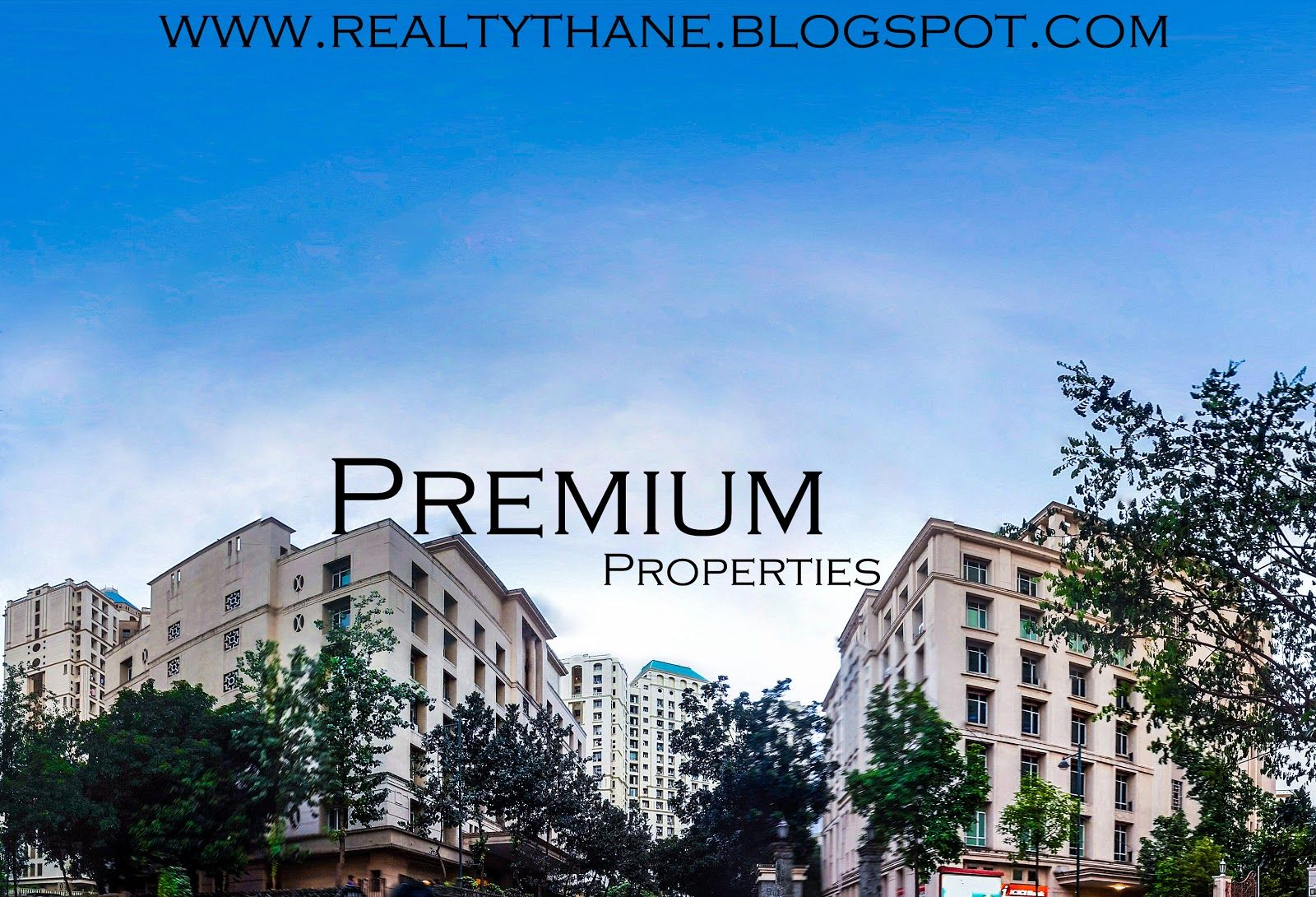 Hiranandani Estate and Hiranandani Meadows properties, flats, apartments, in Thane. buy sell rent sale.