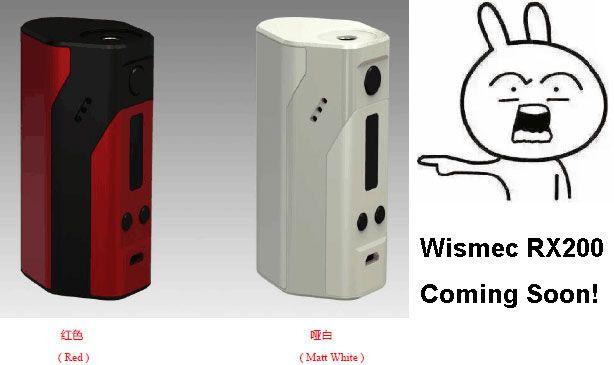 Wismex RX 200W Mod New Colors Waiting for U! alex@ave40.com WhatsApp: 8613603028965