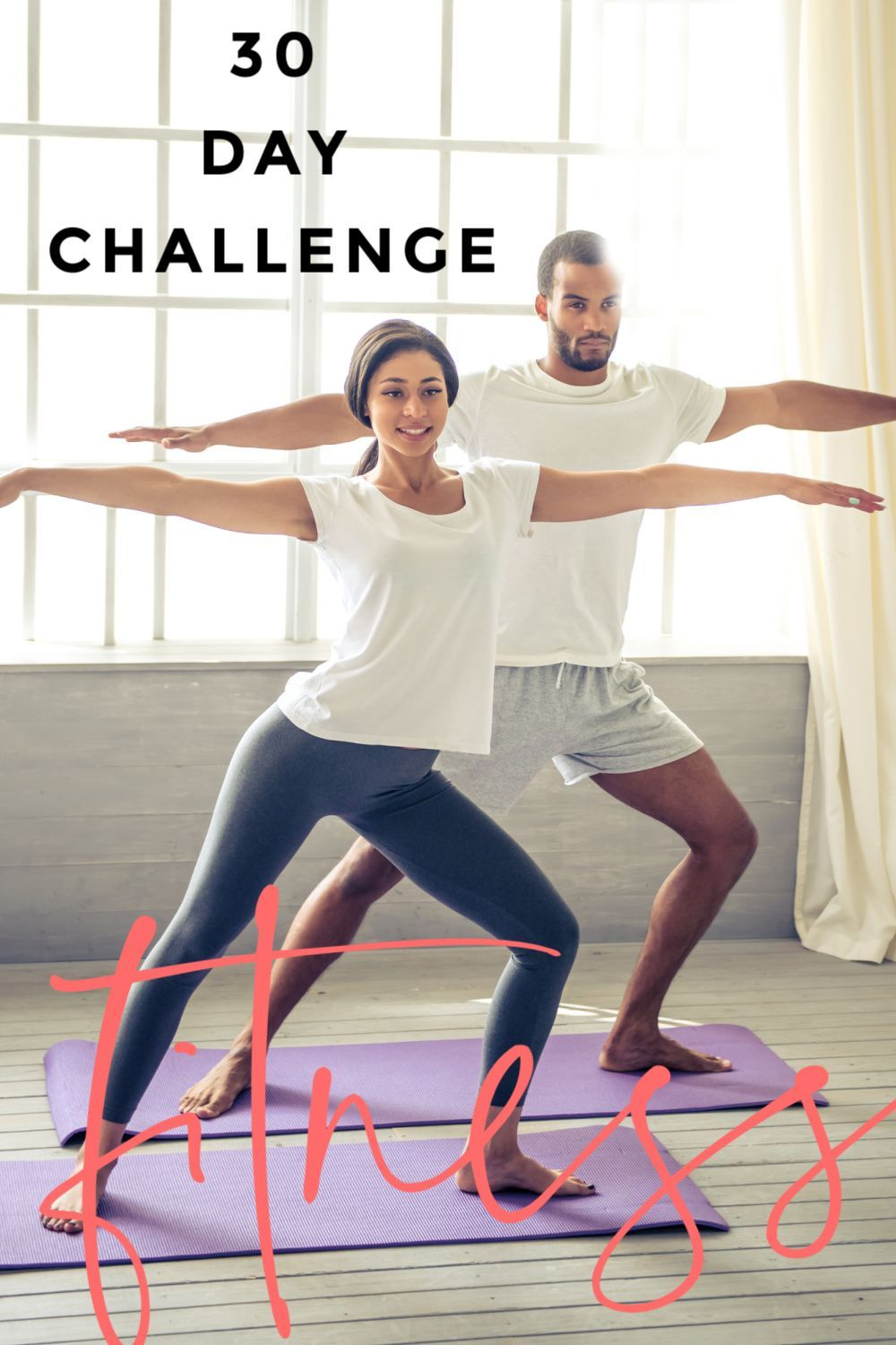 30 Day Fitness Challenge    Up your game with a 30 day fitness challenge. #Challenge #Day #Fitness
