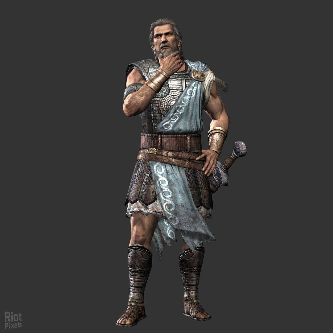 Warriors Legends Of Troy Gamespot: Game Artworks At Riot Pixels