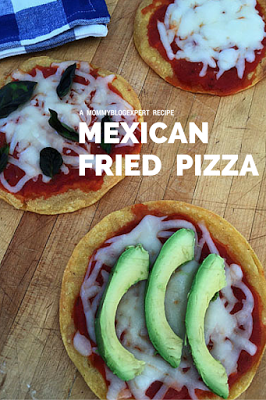 Mexican fried pizza recipe celebrates fusion of mexican american kid mexican fried pizza recipe celebrates fusion of mexican american kid friendly food for dia del nino forumfinder Image collections