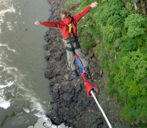 I M An Adrenaline Junkie Extreme Adventure Bungee Jumping Adventure