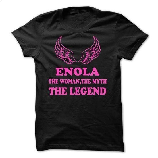 Never Underestimate The Power of ENOLA - #superhero hoodie #hoodie novios. PURCHASE NOW => https://www.sunfrog.com/Birth-Years/Never-Underestimate-The-Power-of-ENOLA-50143432-Guys.html?68278
