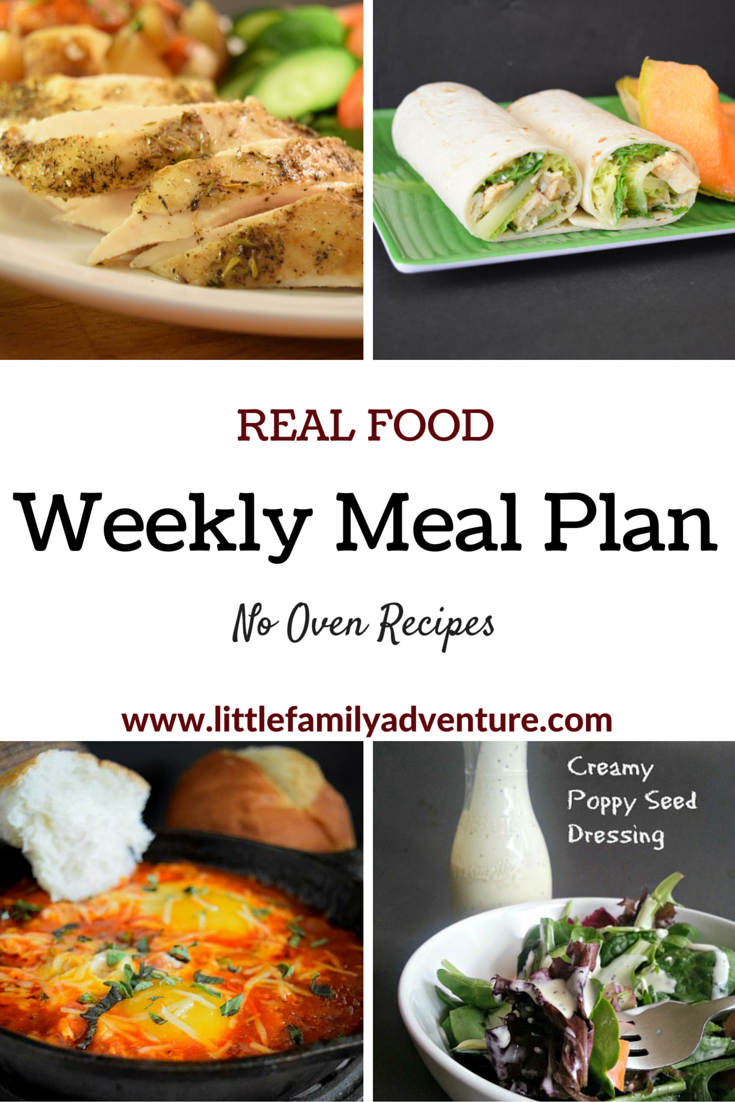 No oven real food meal plan oven cooking real foods and food food no oven real food meal plan forumfinder Images