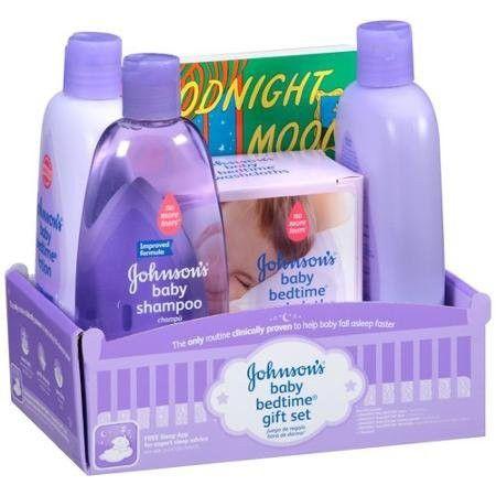 b4e519e3b58 Johnson s Baby Gift Set