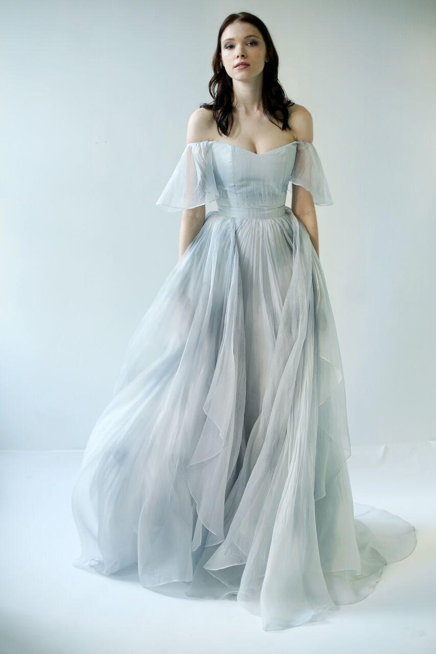 Raincloud Skirt - Leanne Marshall | Haleema\'s Princess wedding ...