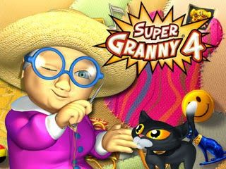 Play super granny 4 free online game.