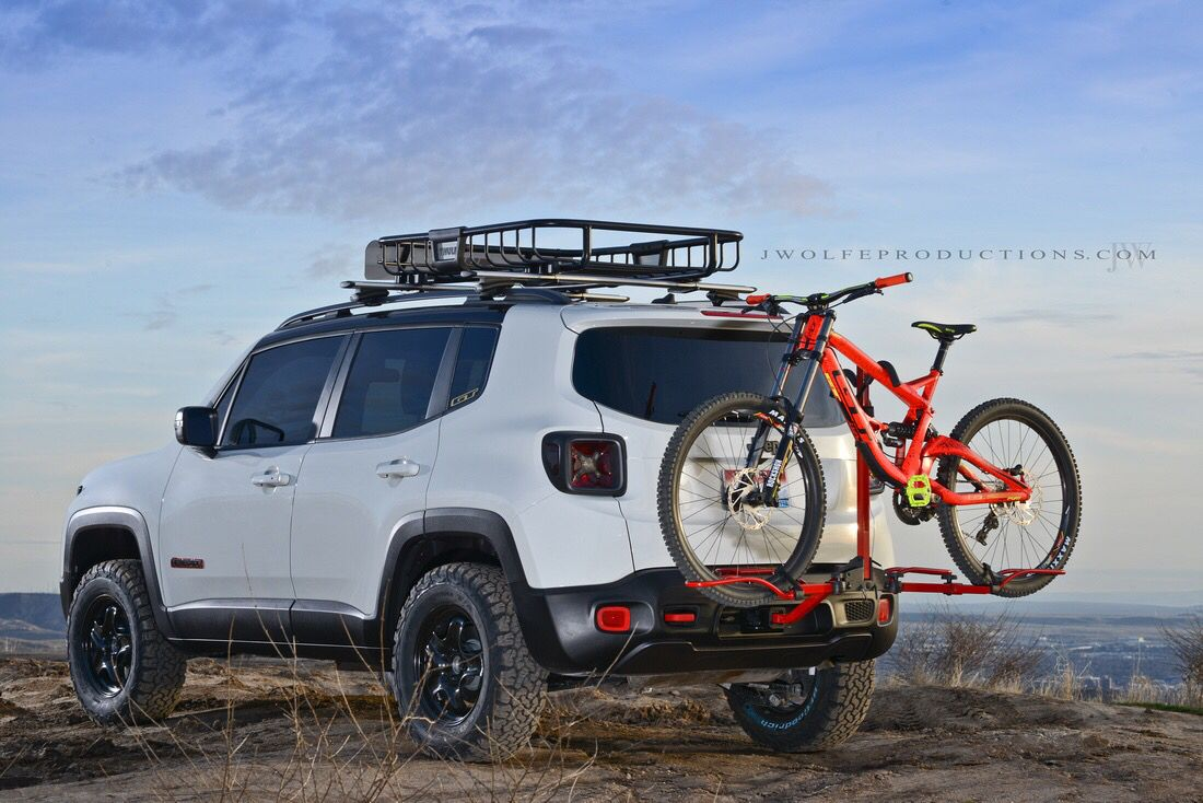 Jeep Renegade Trailhawk Photo Jwolfeproductions Com Gt Fury Dh Bike Jeep Renegade Trailhawk Jeep Trailhawk Jeep Renegade