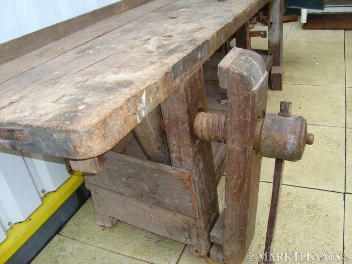 Werktafel Keuken Marktplaats  Houten werkbank marktplaats  kleine werkbank lift voor gebruikte