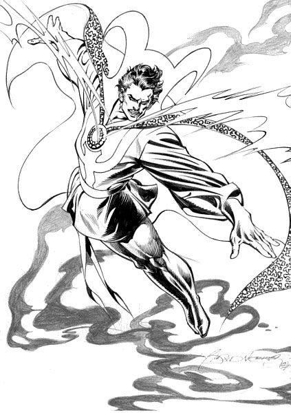 Strange Sunday Doctor Strange By Rudy Nebres Doctor Strange Marvel Doctor Strange Loki Art