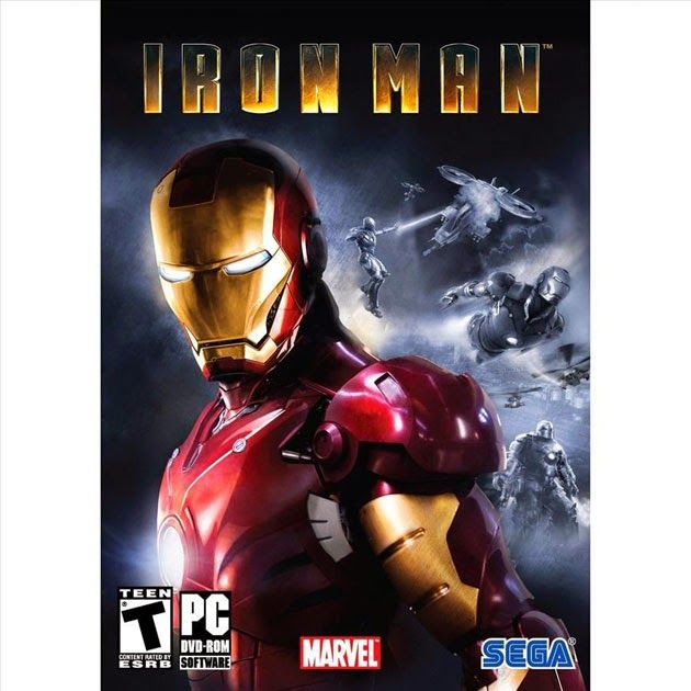 iron man 2 pc game highly compressed