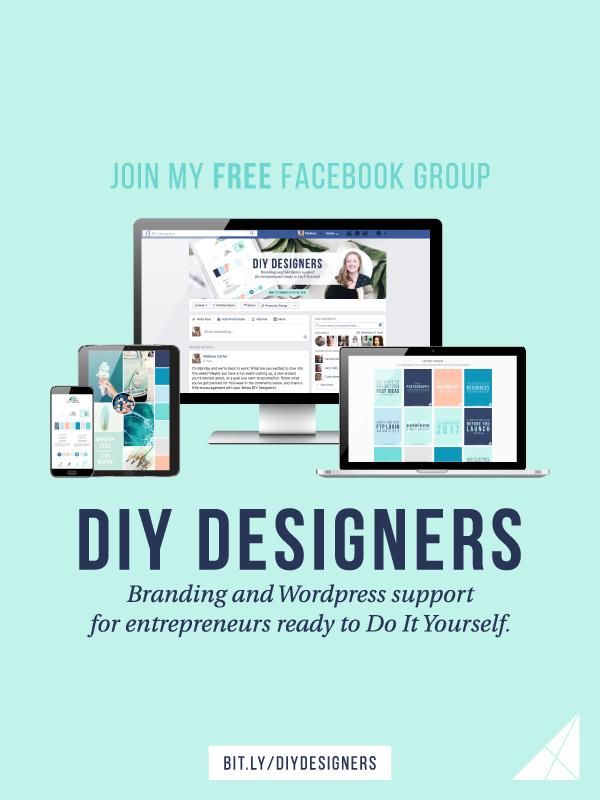 Diy designers is a facebook community that offers branding and diy designers is a facebook community that offers branding and wordpress support to entrepreneurs ready to solutioingenieria Images