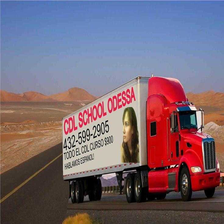 Cdl truck training dallas