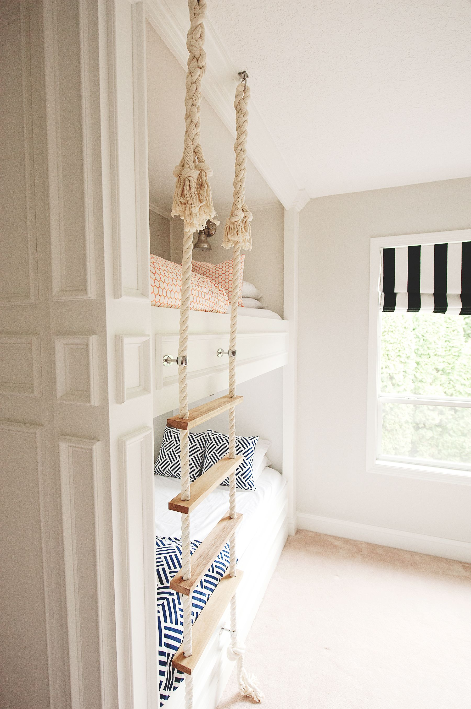 How To Make A Bunk Bed Rope Ladder Finally A Full Step By Step