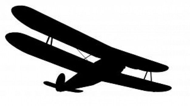 biplane silhouette clipart free clipartfest map travel themed rh pinterest com  airplane clip art free images