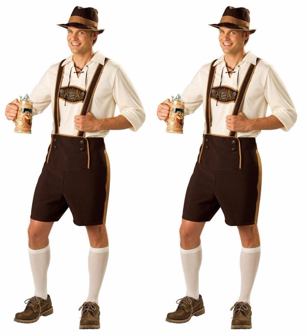 bac88b299 Resultado de imagen para traje tipico de alemania hombre | trajes ...