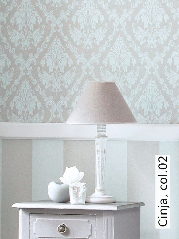 Cinja, col02 Interiors, Wallpaper and Bedrooms
